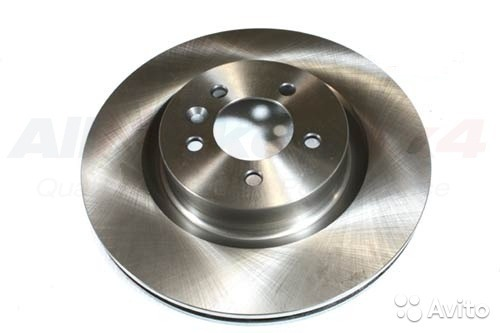 Front brake disc with air suspension from 2013 sdb000624 for Suspension sdb
