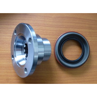 Rear Diff Flange & Seal Defender Salisbury Axle >1998