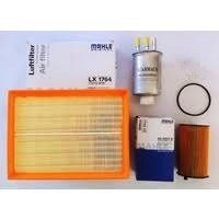 Discovery 3 TDV6 2.7 Filter Kit with Workshop Manual CD