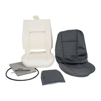 Front Seat Retrim Kit Techno Fabric - DA5628