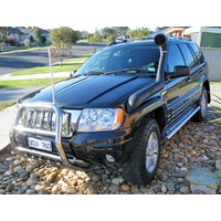 Airflow Snorkel Kit Jeep Grand Cherokee WJ/WG Petrol