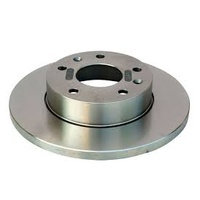 Rear Brake Disc 2.7 TDV6, 4.0 V6 SDB000636