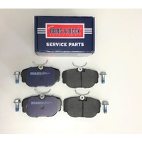 Rear Brake Pad Set SFP500130