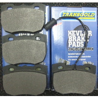 Front Brake pad set Disco1
