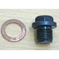 Sump Plug TD5 Improved Design - TRL100040