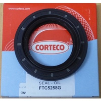 Diff Pinion Oil Seal - FTC5258
