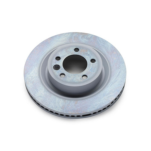 Front Brake Disc Discovery 3, 4.4 V8 SDB000614